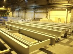 Epoxy on Structural Steel