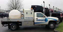 HydroTech Power Washing Truck