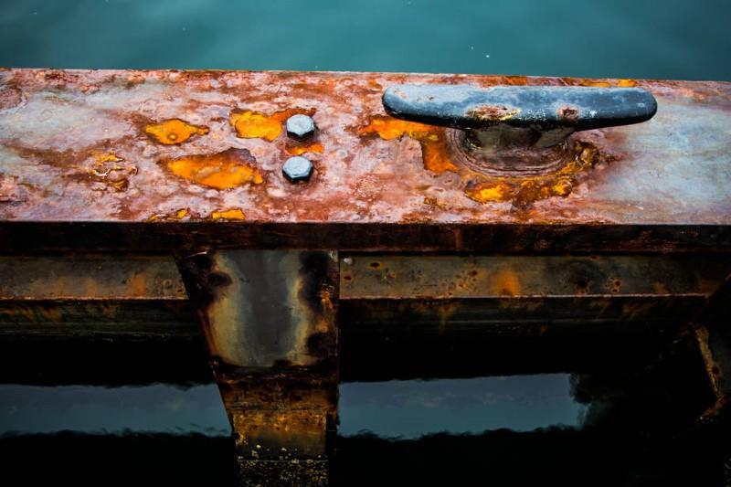 dock corrosion